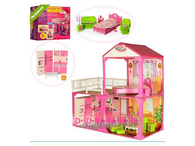 Кукольный домик 6982B с мебелью- объявление о продаже  в Одессе