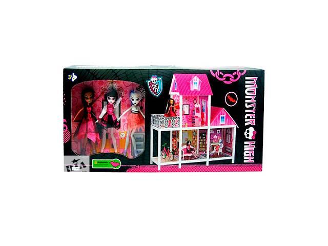 бу Кукольный домик Монстр Хай Monster High 66912 в Одессе