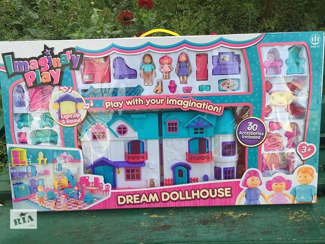 продам Кукольный домик  бу в Харькове