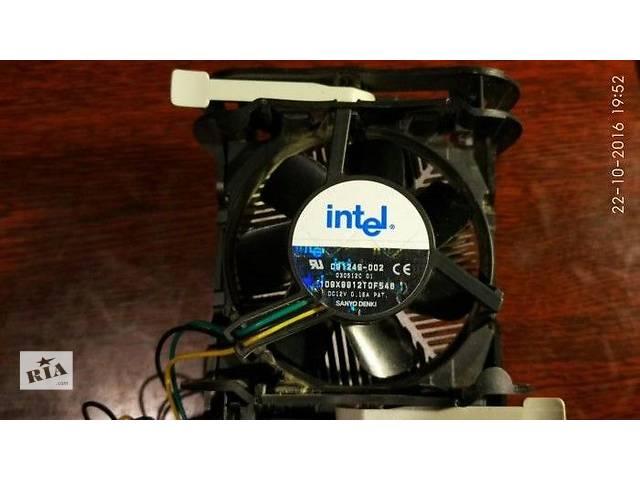 Кулер Intel для процессора (Socket 478) оригинал- объявление о продаже  в Харькове