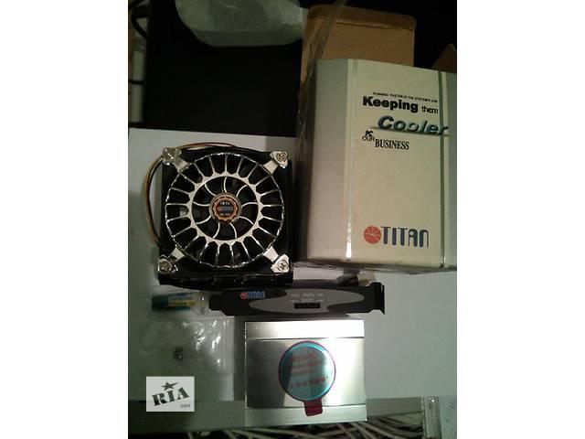 Кулер на процессор Titan TTC-W6TB/825/CU35/SC- объявление о продаже  в Киеве
