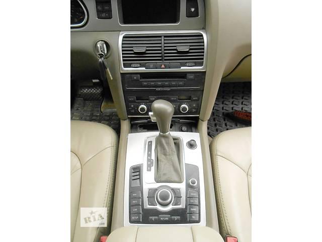 бу  Кулиса Куліса переключения АКПП/КПП Audi Q7 Ауди кю 7 в Ровно