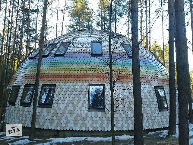 продам Купольные дома,гнуто-клееные деревянные балки,конструкции до 24 м. бу  в Украине
