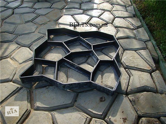 Форма для плитки тротуарной фото