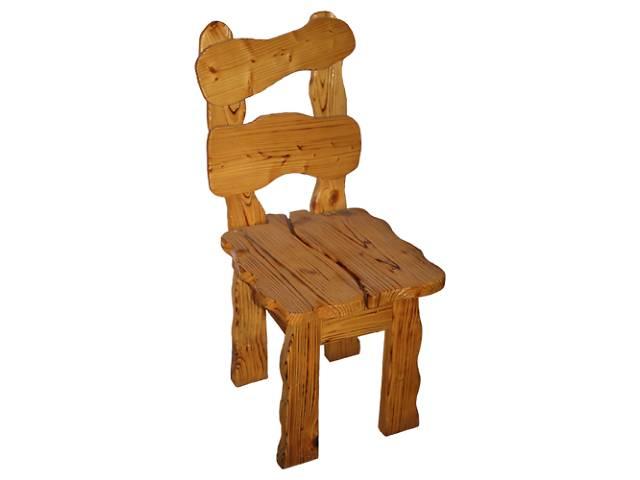 Купить мебель в деревенском стиле, Стул Медведь- объявление о продаже  в Киеве