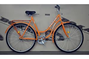 Новые Городские велосипеды ХВЗ