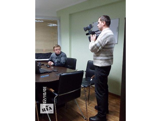 продам Курс видеосъёмка и монтаж бу в Кропивницком (Кировоград)