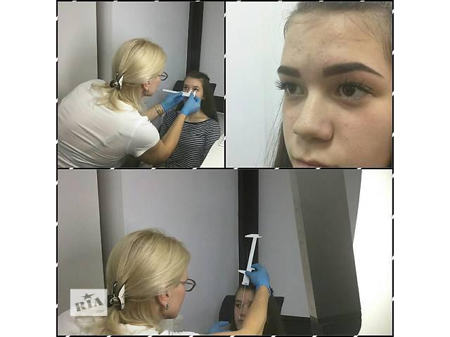 продам Курсы бровист. Обучение формированию, моделированию, окрашиванию бровей. Учебный центр Индустрия красоты.  бу в Херсоне