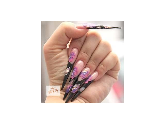 купить бу Курсы ногтевого сервиса. Обучение маникюру, покрытию гель - лаком, наращиванию ногтей. Учебный центр Индустрия красоты. в Херсоне