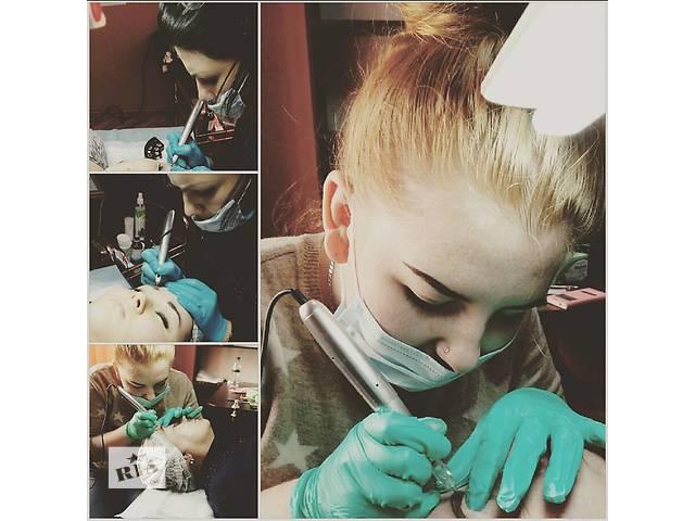 купить бу Курсы татуажа. Обучение перманентному макияжу. Профессиональный учебный центр Индустрия красоты.  в Херсоне