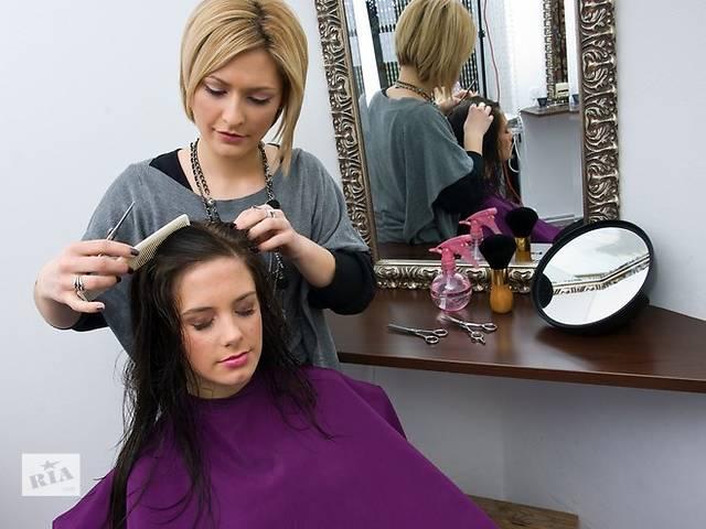 Курсы выходного дня. Парикмахер, маникюр, массаж. Доступно и не дорого- объявление о продаже   в Украине