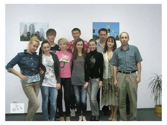 Курсы английского языка Los Angeles English School- объявление о продаже  в Киеве
