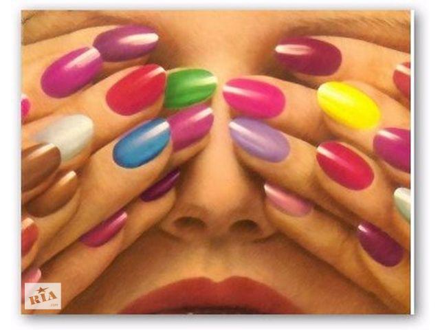 продам Школа майстрів манікюру, нарощування та дизайну нігтів. Доступна освіта бу  в Украине