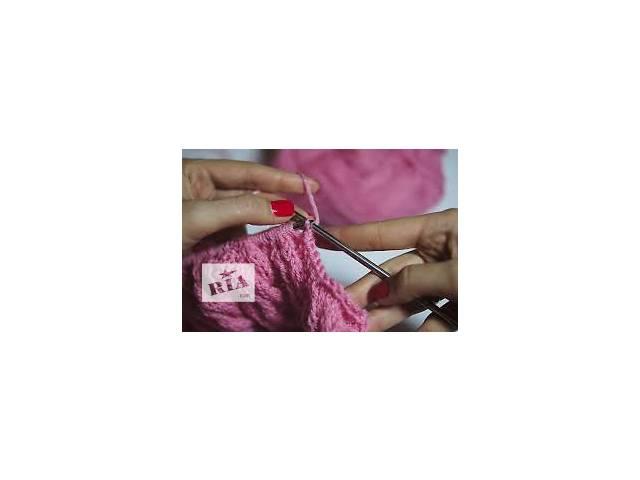 Курсы Вязание спицами- объявление о продаже  в Запорожье
