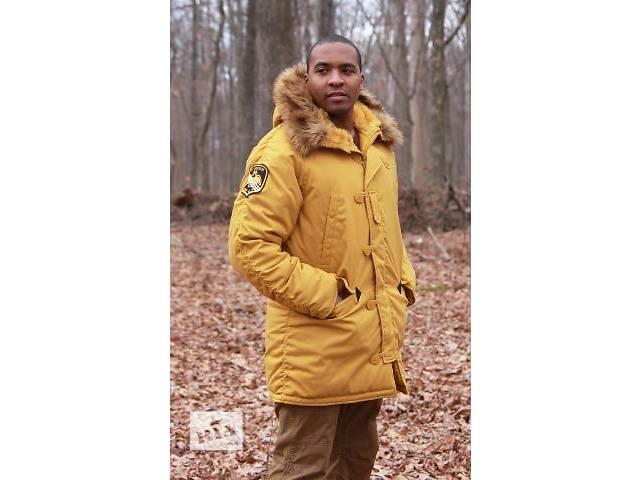 купить бу Мужская зимняя куртка аляска Altitude Parka Alpha Industries, USA в Львове