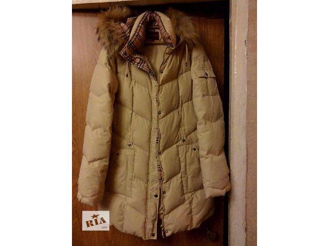 Куртка бежевая- объявление о продаже  в Киеве
