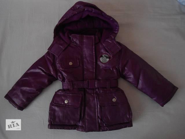 Куртка демисезонная на девочку р.86-92 - объявление о продаже  в Харькове