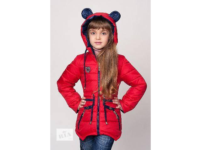 купить бу Куртка для девочек демисезонная (весна - осень) в Виннице