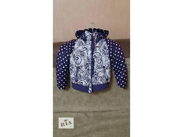 бу куртка для девочки демисезонная в Кривом Роге