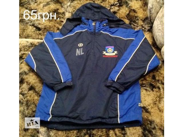 купить бу Куртка для мальчика-подростка на рост 152 в Львове