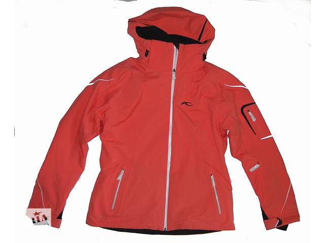купить бу Куртка KJUS разм 40 / L горнолыжная Dermizax Thinsulate ЛОГЫ ЛОГІ в Тернополе