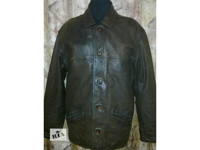 Куртка кожа Leather Wear Герман. 52-54р.- объявление о продаже  в Каменец-Подольском