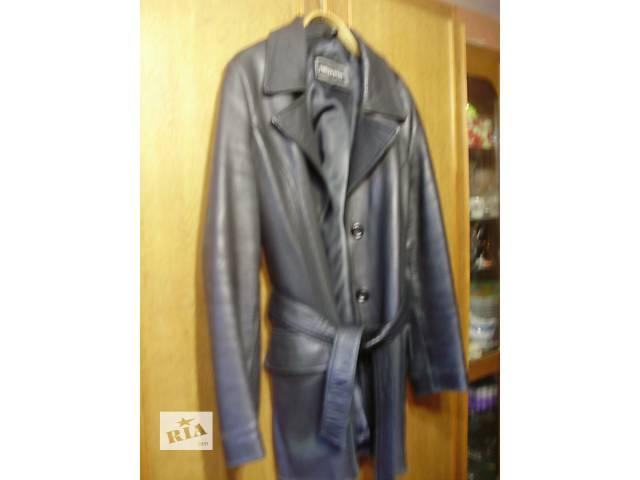 куртка кожаная женская демисезонная- объявление о продаже  в Кривом Роге