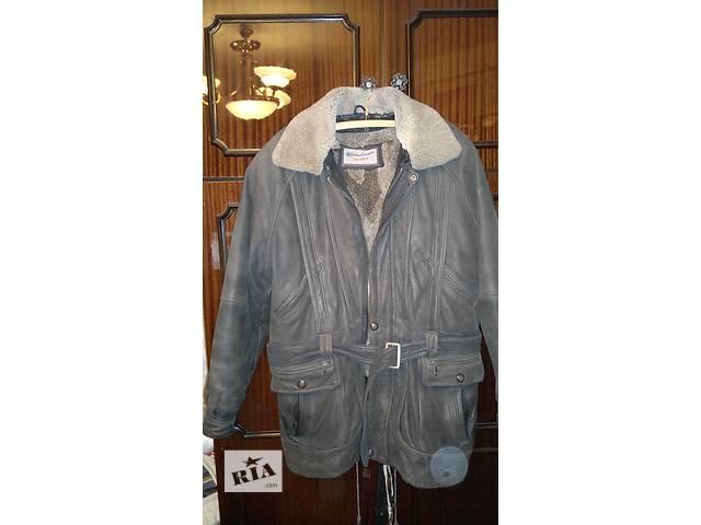 купить бу Куртка кожаная в Киеве
