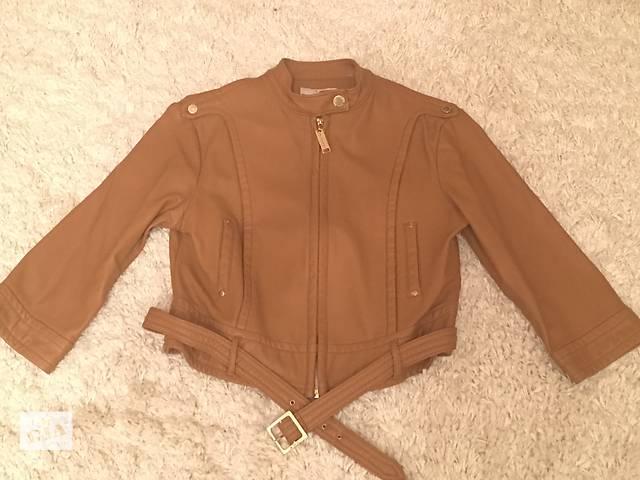 Куртка кожзам- объявление о продаже  в Одессе