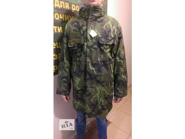 купить бу Куртка М65 Чехия,б/у в отл.состоянии в Харькове