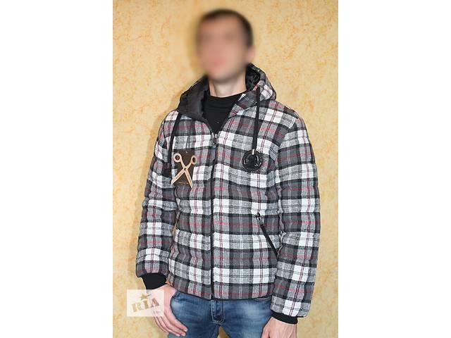 продам куртка мужская (турция)наполнитель тинсулейт бу в Харькове