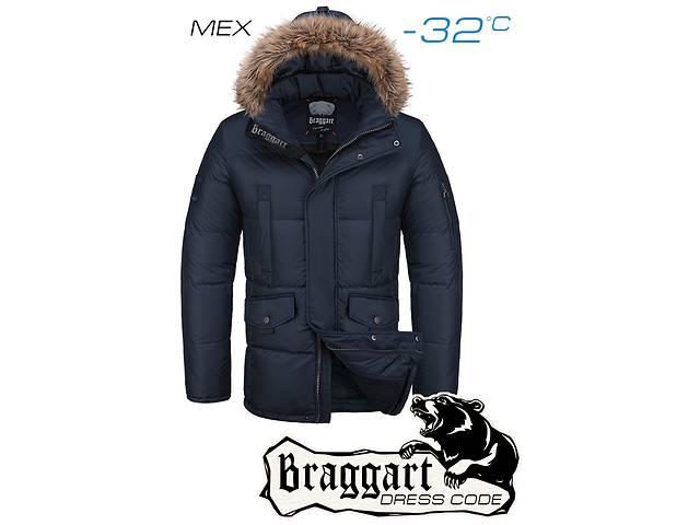 бу Куртка мужская зимняя Braggart 1169 в Киеве