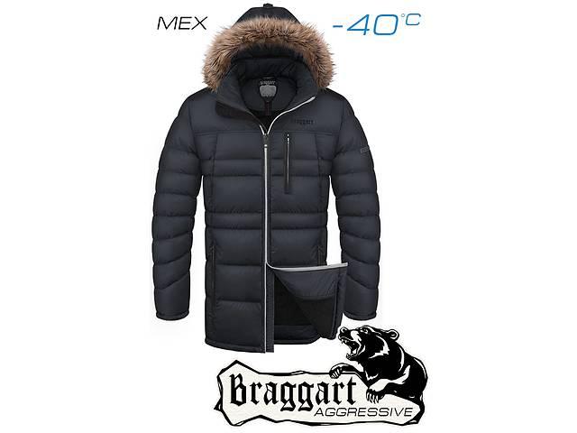 бу Куртка мужская зимняя Braggart 1606 в Киеве