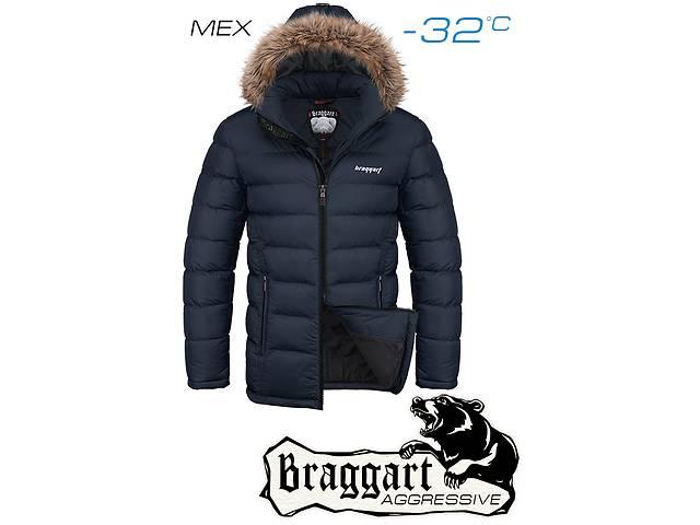 бу Куртка мужская зимняя Braggart 1615 в Киеве