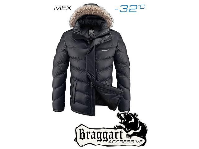 бу Куртка мужская зимняя Braggart 1654 в Киеве