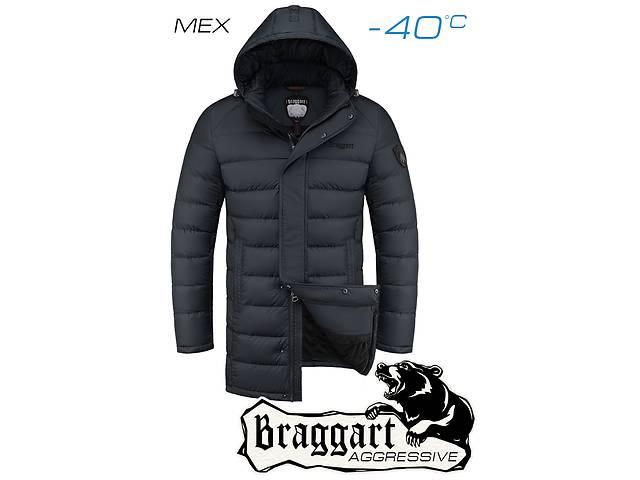 купить бу Куртка мужская зимняя Braggart 1875 в Киеве