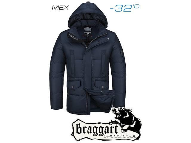 купить бу Куртка мужская зимняя Braggart 2769 в Киеве