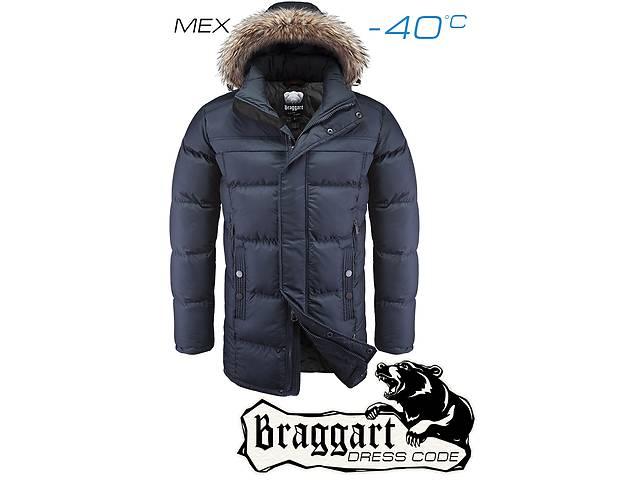 продам Куртка мужская зимняя Braggart 3184 бу в Киеве
