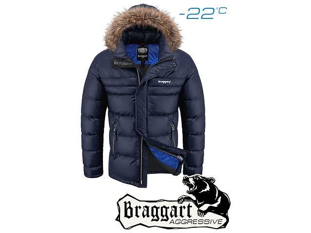 купить бу Куртка мужская зимняя Braggart 3200 в Киеве