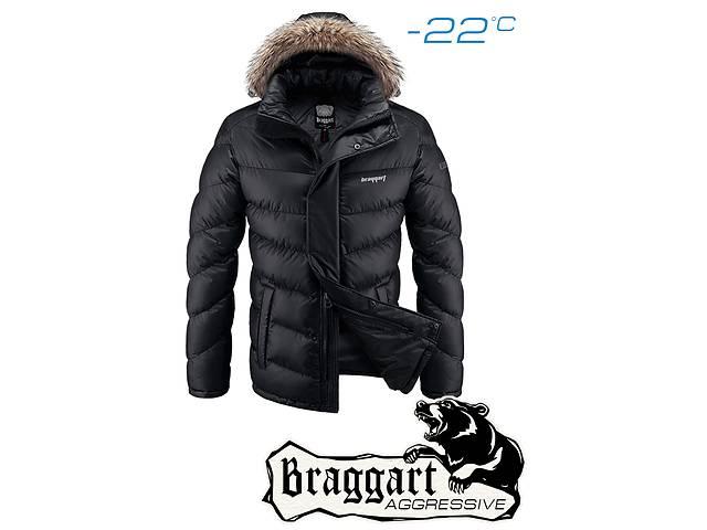 бу Куртка мужская зимняя Braggart 3254 в Киеве