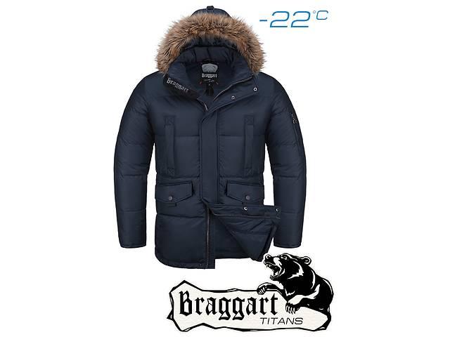 продам Куртка мужская зимняя Braggart 3305 бу в Киеве