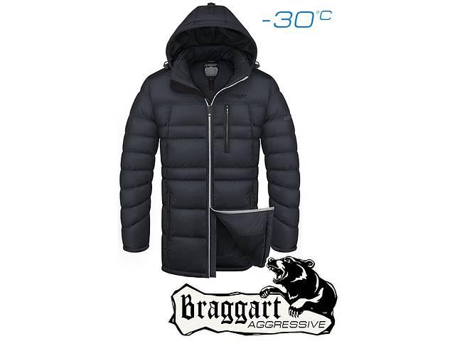 купить бу Куртка мужская зимняя Braggart 3406 в Киеве