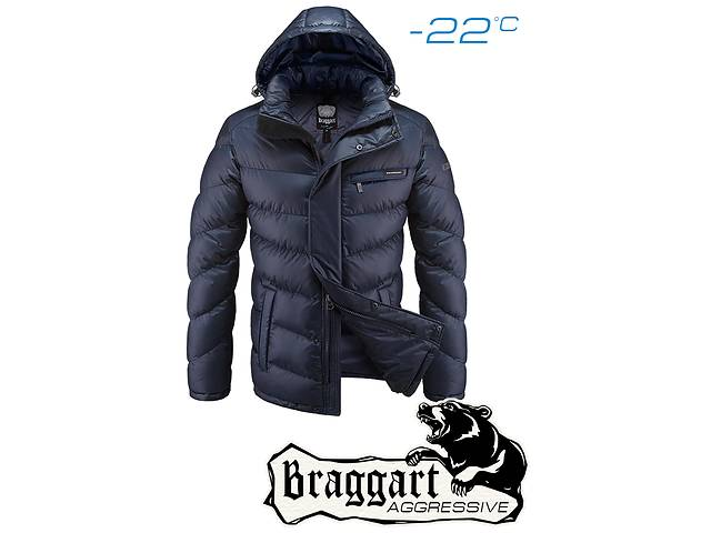 Куртка мужская зимняя Braggart 3413- объявление о продаже  в Киеве