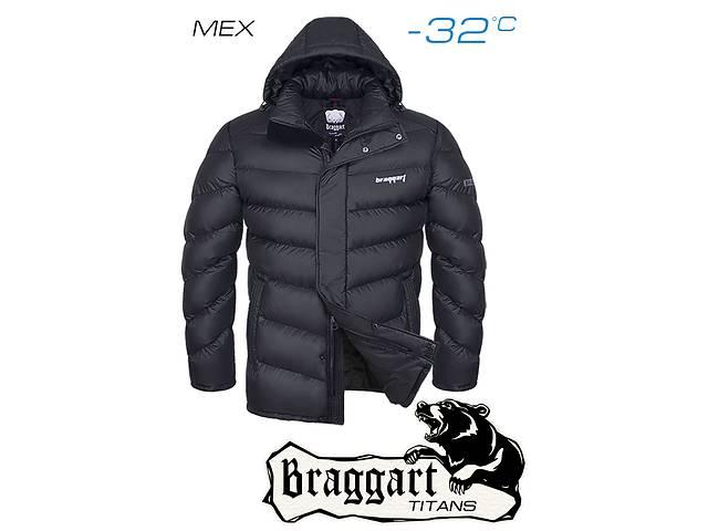 продам Куртка мужская зимняя Braggart 3458 бу в Киеве
