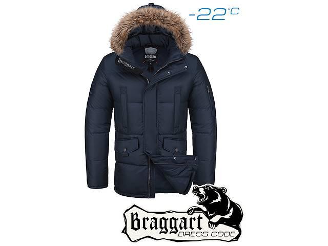 купить бу Куртка мужская зимняя Braggart 3569 в Киеве