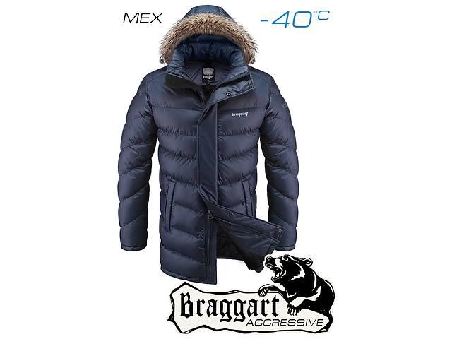 купить бу Куртка мужская зимняя Braggart 3600 в Киеве
