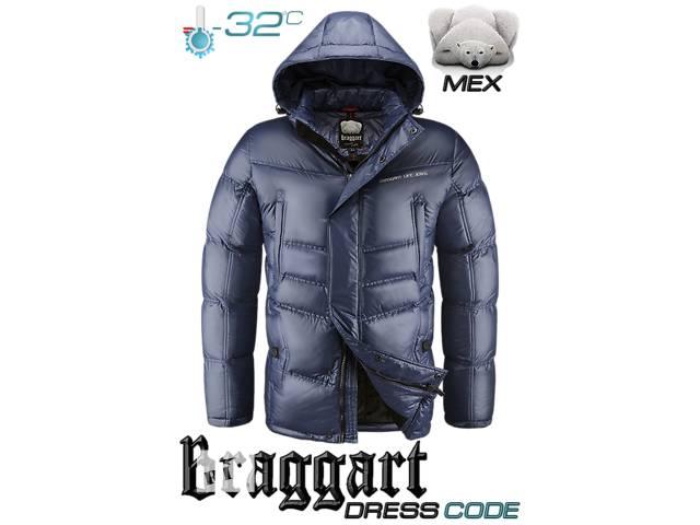 купить бу Куртка мужская зимняя Braggart, артикул: 37 в Киеве