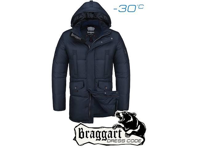 бу Куртка мужская зимняя Braggart 3908 в Киеве