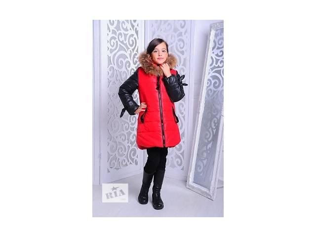 купить бу Куртка «Мышка», красный -  в Одессе
