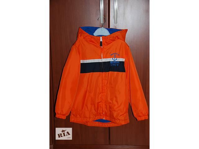 бу Куртка на флисе для мальчика  в Одессе